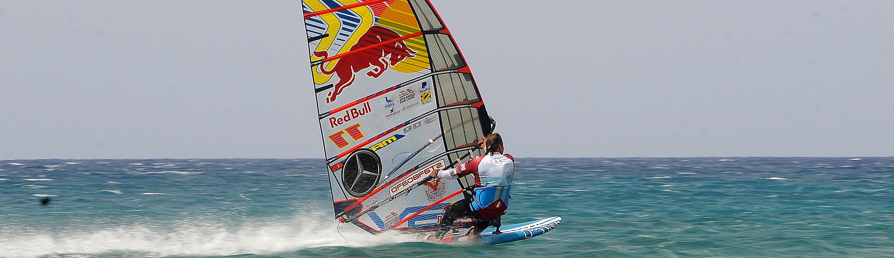 Bjørn Dunkerbeck - 42 x Windsurfing Champion