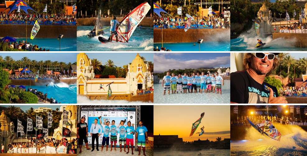 SIAM PARK DUNKERBECK CHALLENGE EXTREME JUMP SESSION 2014
