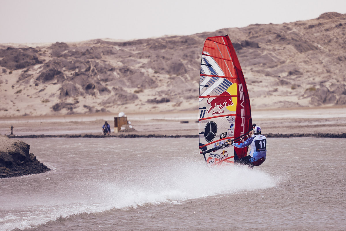 Dunkerbeck @ Luderitz Speed Challenge 2018