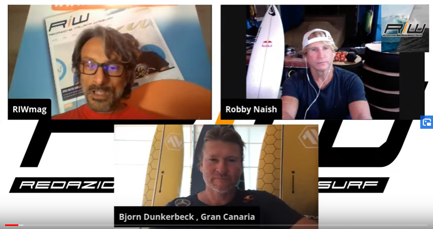Interview naish dunkerbeck