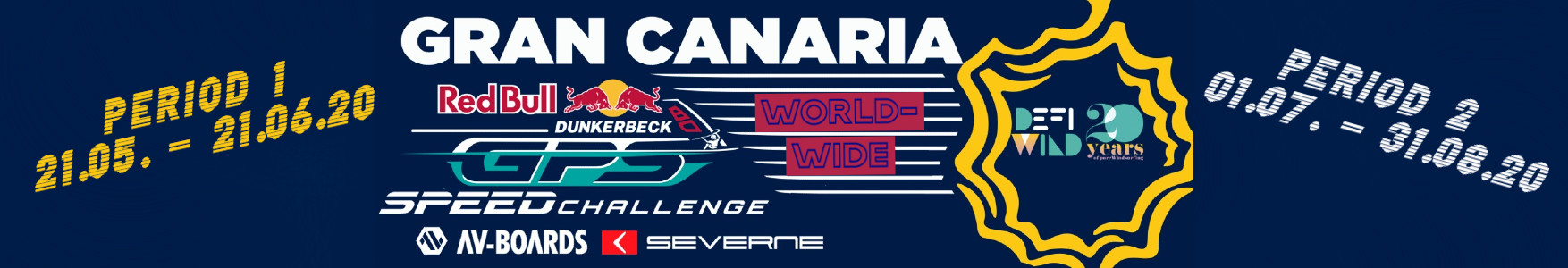 gran canaria dunkerbeck speed challenge
